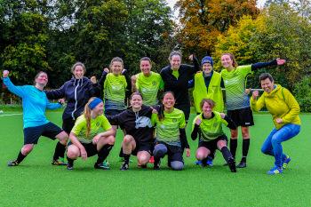 Team München Frauenfussball
