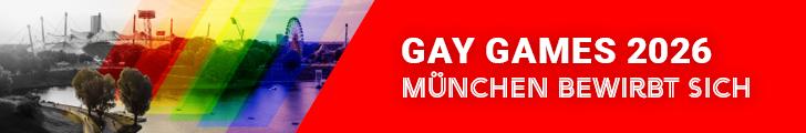 Gay Games 2026- München bewirbt sich