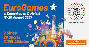 EuroGames Copenhagen 2021