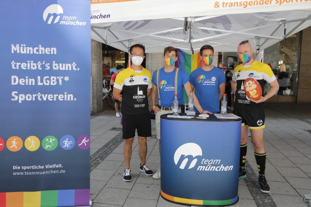 Team München- CSD 2021