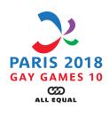 GayGames Paris 2018